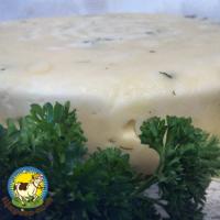 Сыр качотта с зеленью