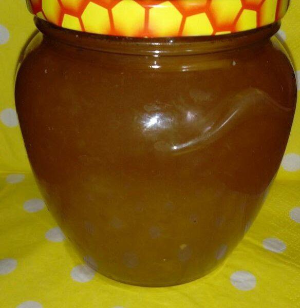 джем из дыни с имбирем и лимоном