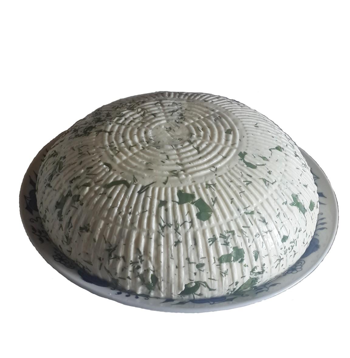 сыр слабосоленый сулугуни с зеленью